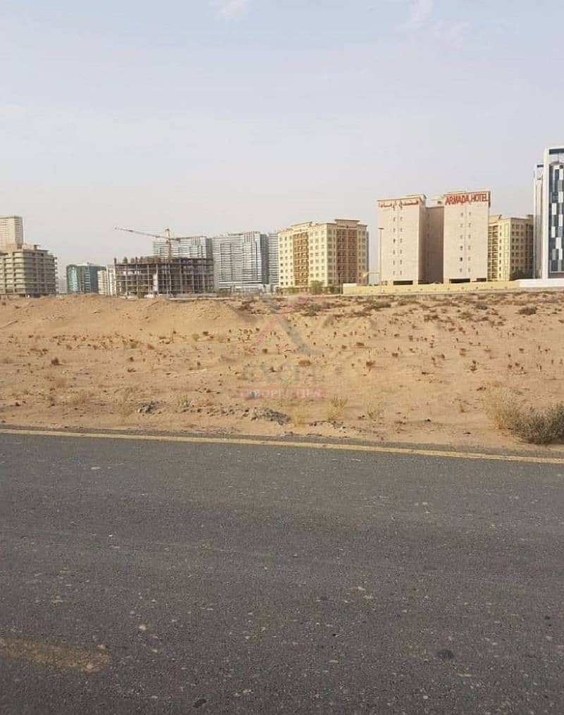 For Hospitality Plot (G+14) in Dubailand Residential Complex