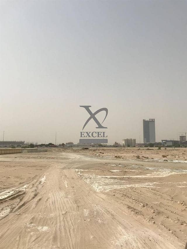 (G+6) Plot in Al Barsha Good for Residential and Retail
