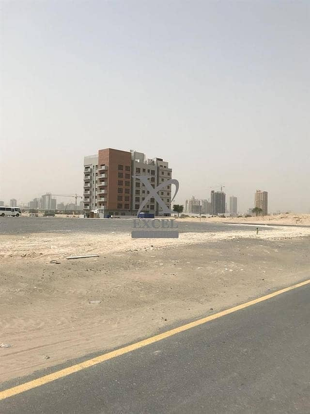 2 (G+6) Plot in Al Barsha Good for Residential and Retail