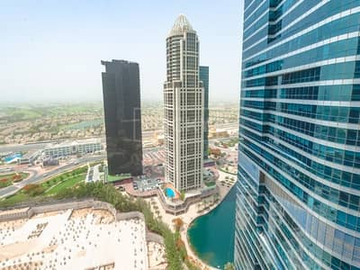 Office for Sale in Jumeirah Lake Towers (JLT), Dubai - High Floor | Fitted | Vacant | Jumeirah Bay X3