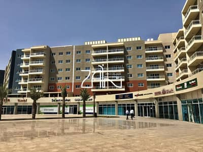 1 Bedroom Apartment for Rent in Al Reef, Abu Dhabi - Retail View Spacious 1 BR Apt Type A with Balcony