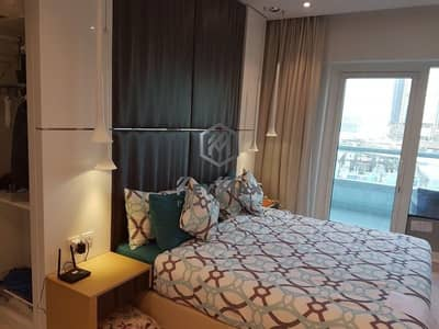Studio for Sale in Business Bay, Dubai - Buy and Invest|Rented Studio for SALE| DAMAC Maison Canal Views