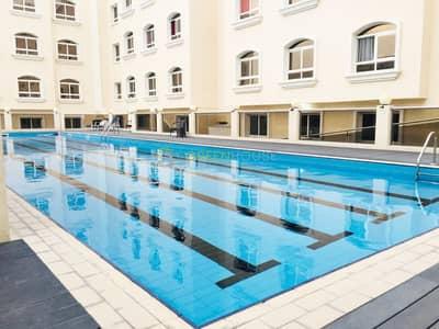 3 Bedroom Apartment for Rent in Jumeirah Village Circle (JVC), Dubai - Lavish 3 BR+Maid Apt. | Fully Refurbished | Al Amir Residence