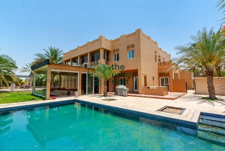 Golf View |  7 Bed Villa  | Pool | Glass Terrace