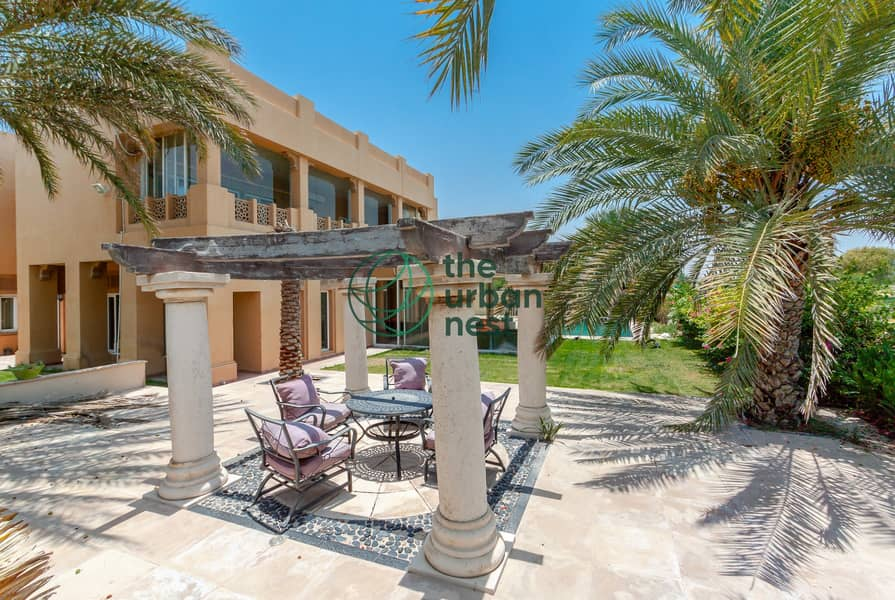 25 Golf View |  7 Bed Villa  | Pool | Glass Terrace