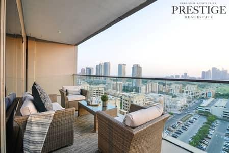 2 Bedroom Apartment for Rent in The Greens, Dubai - Golf facing | 2 Bedroom | High Floor | June 2020