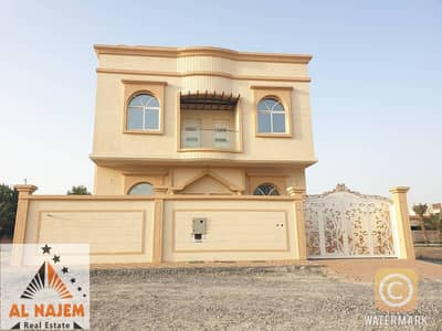 Enjoy luxury plush villas Ajman Deluxe finishing in a very excellent location The villa is freehold with payment facilities for all nationalities. luxury villa Brand New  for sale in Ajman free hold for all nationality
