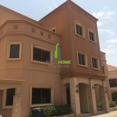 4 Bedroom Villa for Rent in Between Two Bridges (Bain Al Jessrain), Abu Dhabi - Gorgeous 4 Bedrooms Villa with Maid Room Ready to Move in