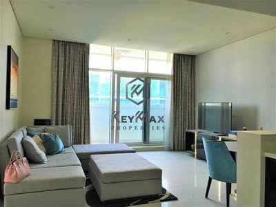 Ready to move in! 1 BR| High Floor| Hotel Apartment| Fully Furnished!