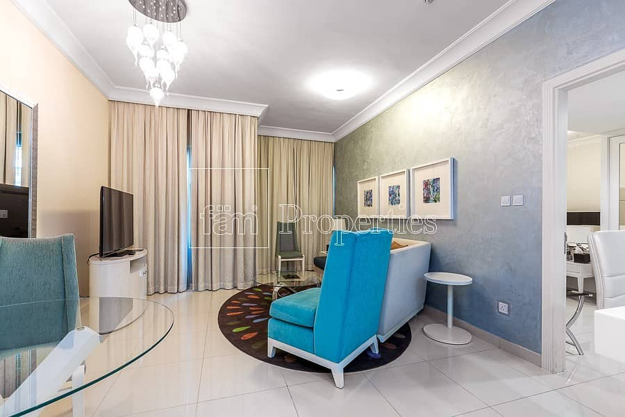 1BR Apartment   Fully Furnished   The Signature