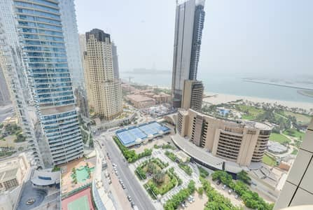 Royal Oceanic 2 Br Sea View Apartment