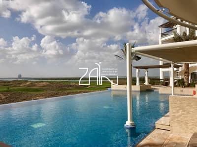 شقة 1 غرفة نوم للايجار في جزيرة ياس، أبوظبي - 3 Payments! Partial Golf View 1 BR Apt Large Layout