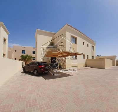 4 Bedroom Villa for Rent in Khalifa City A, Abu Dhabi - LOVELY 4 BED VILLA IN COMPOUND