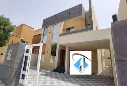 فیلا 5 غرف نوم للبيع في المويهات، عجمان - فيلا جديده اول ساكن بتشطيب و سعر ممتاز علي شارع عريض. .