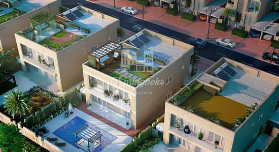 6 Bedroom Villa for Sale in Dubailand, Dubai - No Service Charge for 5 years