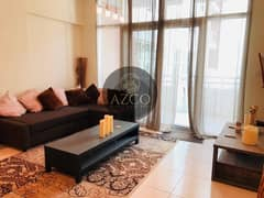 Fully Furnished Huge Balcony Facing Pool  Grab Now