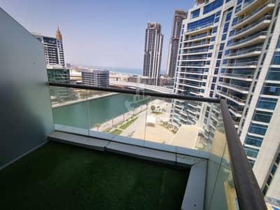 1 Bedroom Apartment for Rent in Dubai Marina, Dubai - Marina Lake ViewUnfurnished Aprt.Ready to Move In0
