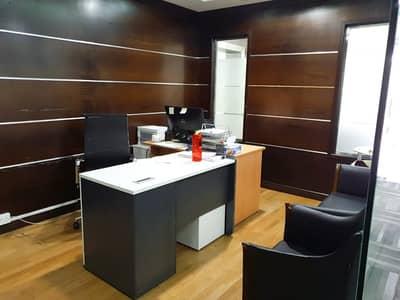 مکتب  للايجار في ديرة، دبي - Reception Area