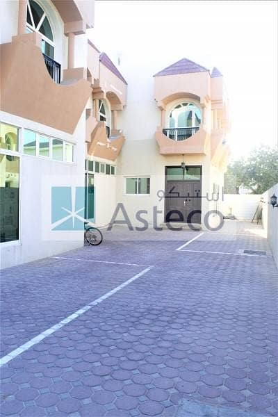 Three bedroom villa with swimming pool