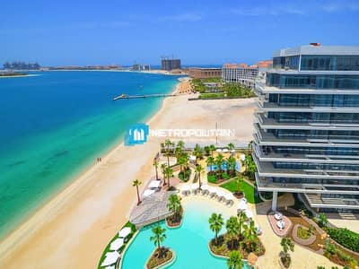 1 Bedroom Flat for Rent in Palm Jumeirah, Dubai - Stunning Sea view I 1 bedroom I Serenia North