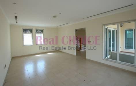 فیلا 3 غرف نوم للايجار في جميرا بارك، دبي - District 5|Extended Lawns|Single Row 3BR|Vacant