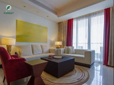 Studio for Rent in Downtown Dubai, Dubai - Amazing View | Furnished Luxury Studio | Vacant
