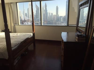 SPACIOUS , BRIGHT & FULLY FURNISHED 1 BEDROOM APARTMENT IS AVAILABLE FOR RENT