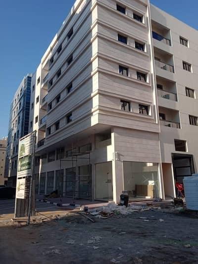 New studio, first inhabitant . . in Al Hamidiya . . very good location