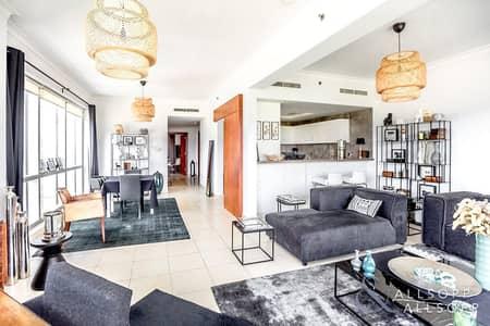 شقة 2 غرفة نوم للبيع في ذا فيوز، دبي - 2 Bedroom | Vacant On Transfer | Upgraded