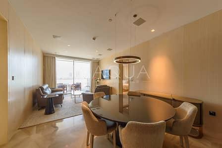 فلیٹ 2 غرفة نوم للايجار في نخلة جميرا، دبي - Best View | Luxury Furnished | Sea Views