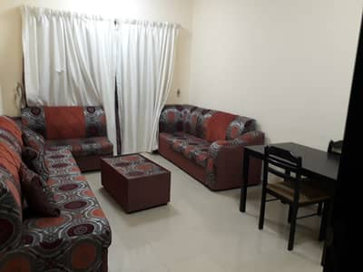 1 Bedroom Apartment for Rent in Al Nuaimiya, Ajman - HURRY UP!! @2300/MONTH FULLY FURNISHED 1 BHK FOR RENT IN AL nauimya