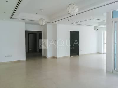 شقة 2 غرفة نوم للايجار في دبي مارينا، دبي - Luxurious Spacious 2 + Maid | Marina view