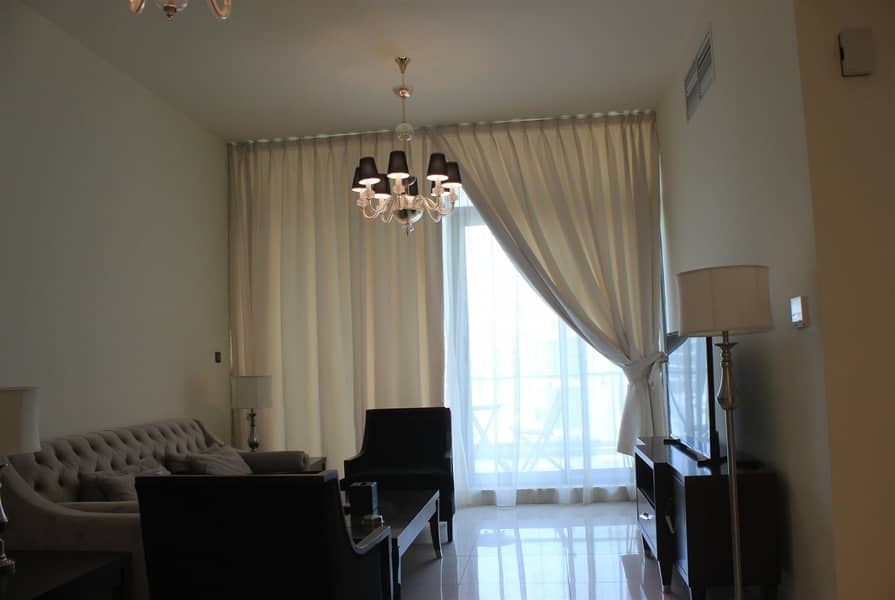 FURNISHED 2BR | READY TO MOVE IN | MEYDAN CITY