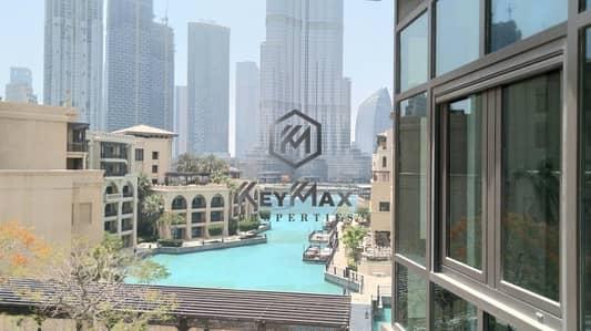 شقة 1 غرفة نوم للايجار في المدينة القديمة، دبي - Convenient  Secluded   Tranquil With Water Views