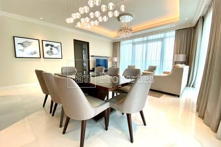 3bed+Maid, Sky Collection, View of Burj/fountain
