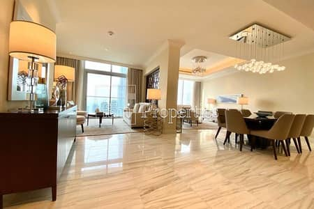 Luxury 3BR, Sky Collection, Burj and Fountain View
