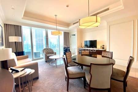Premium 2BR, High Floor, DIFC View