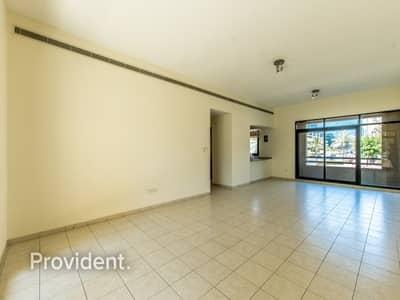فلیٹ 2 غرفة نوم للايجار في ذا فيوز، دبي - Lavish unit on Low floor with Beatiful Garden View