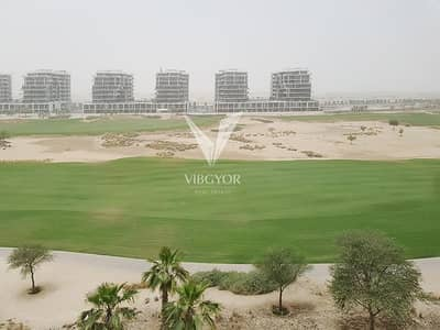 Vacant 2BR+Maid | Golf Course View