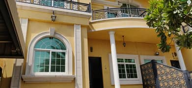 Spacious Semi-Independent 4 BHK villa with Separate Maids Room