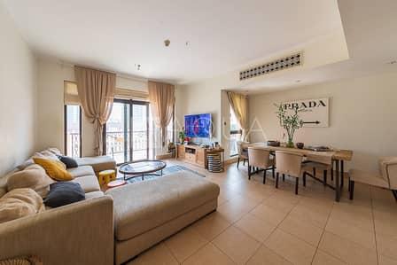 فلیٹ 2 غرفة نوم للايجار في المدينة القديمة، دبي - Fully Furnished | Spacious | Natural Light