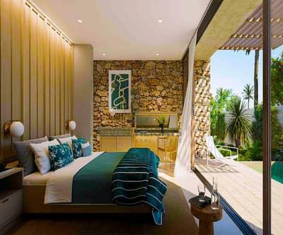 فیلا 3 غرف نوم للبيع في الجرف، أبوظبي - Villa 4 rooms for sale on the coast of the Emirates