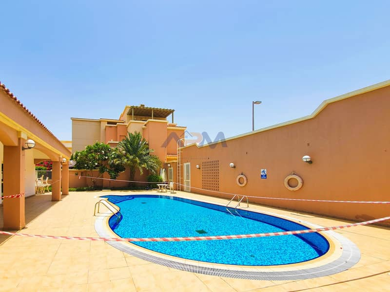 Al Nahyan Complex 2 Bedroom Apartment With Maid.