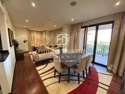 فلیٹ 2 غرفة نوم للايجار في نخلة جميرا، دبي - Brand New | All Inclusive | Full Furnished