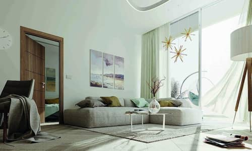 Studio for Sale in Meydan City, Dubai - Furnished Studio  Apartment  with Best Price Offer at Meydan (MBRC) by Azizi Development
