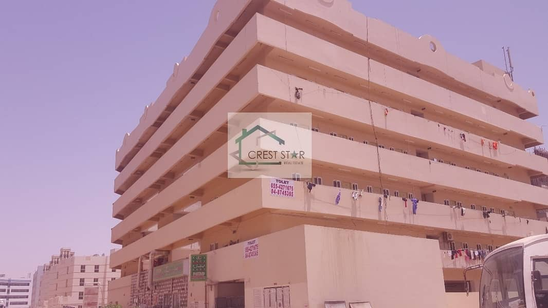AED 280/PERSON | 8 PERSONS | STUNNING ROOMS AVAILABLE FOR RENT IN JEBEL ALI | NEAR METRO STATION