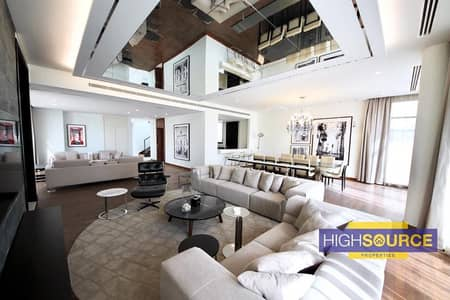 فیلا 5 غرف نوم للبيع في داماك هيلز (أكويا من داماك)، دبي - |Furnished VD1 Boutique Villa World-Class Amenities|DAMAC Hills.
