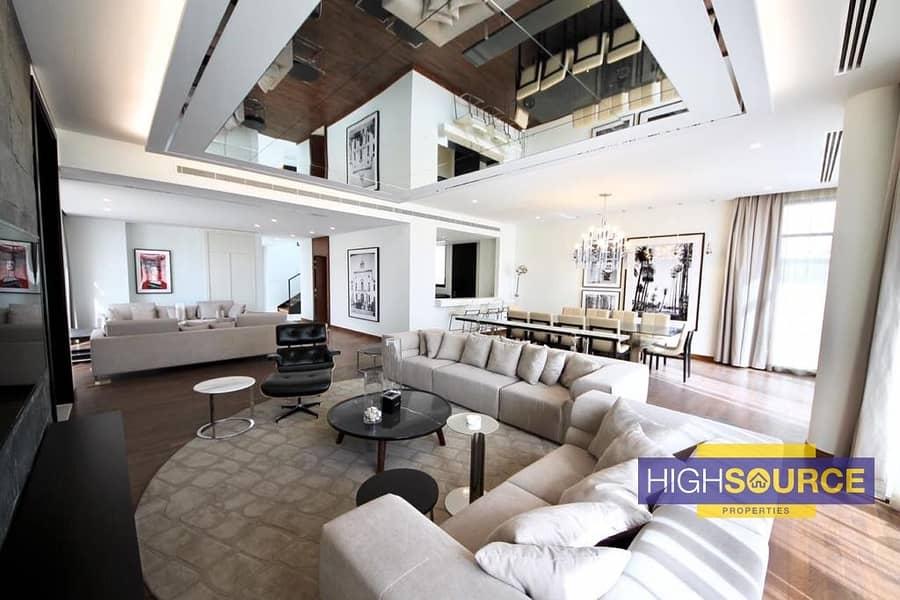 |Furnished VD1 Boutique Villa World-Class Amenities|DAMAC Hills.