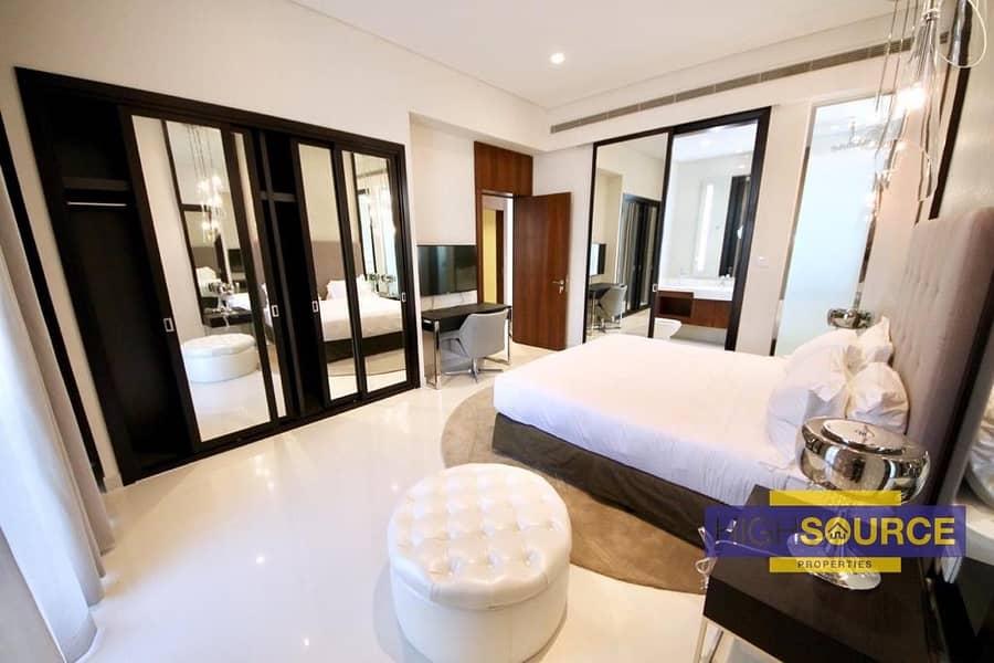 2 |Furnished VD1 Boutique Villa World-Class Amenities|DAMAC Hills.