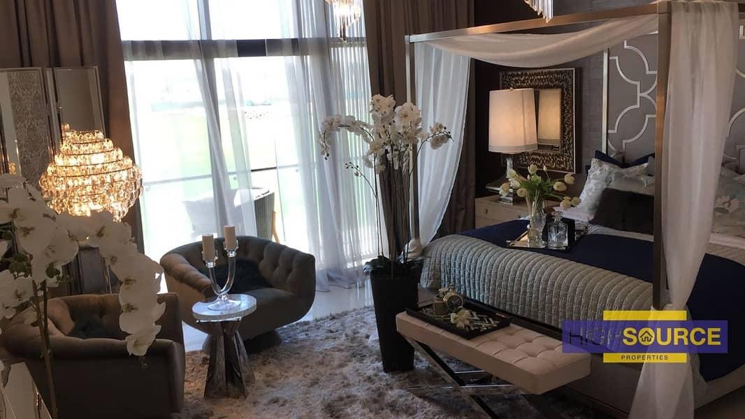 10 |Furnished VD1 Boutique Villa World-Class Amenities|DAMAC Hills.